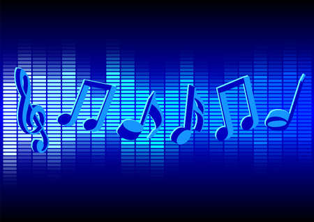 Music Party Background  photo