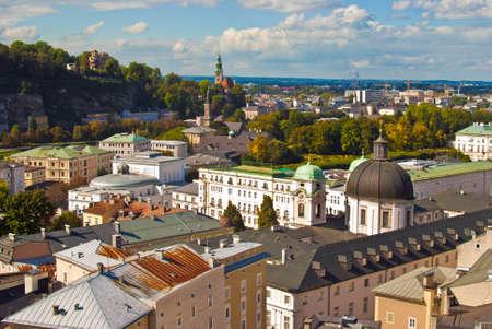 salzburg:  Historical Center of Salzburg, Austria