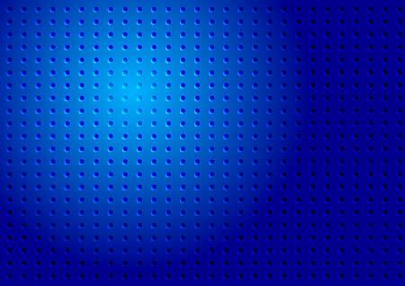 Blue Metallic Texture Stock Vector - 8366872