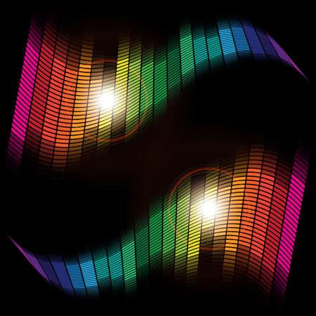 Multicolor Equalizer