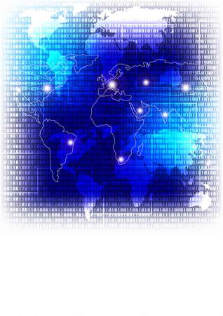Technology Background photo
