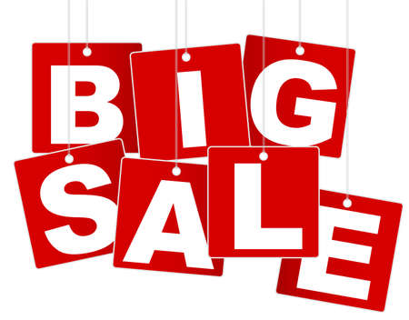 sellout: Big Sale Sign