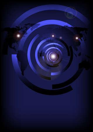 fibra ottica: Abstract Background