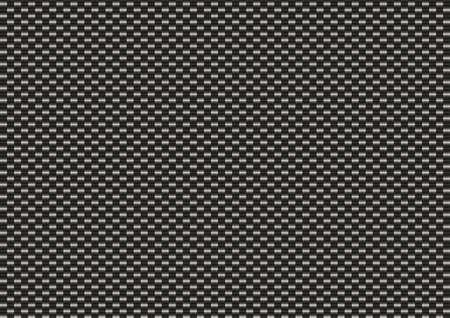 woven surface: Fondo abstracto - ilustraci�n de textura de carbono Vectores