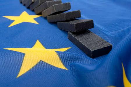 credit crisis: Financial Crisis in European Union - Domino Effect