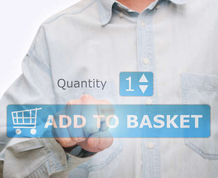 add to basket: Pushing Add to Basket Button