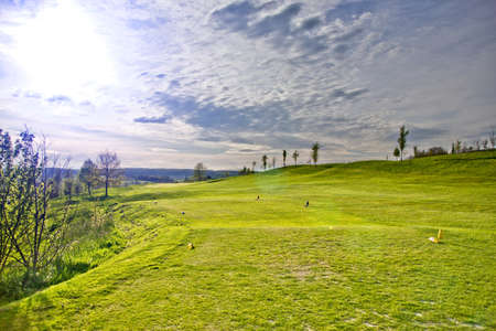 backlite: Golfcourse