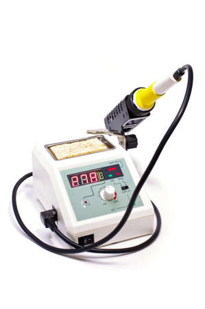 Soldering iron station photo