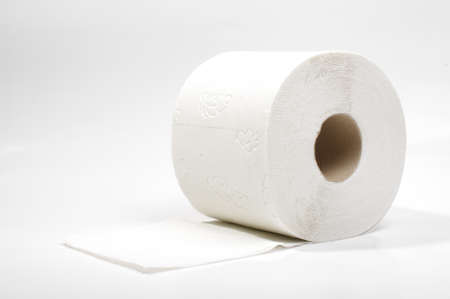 loo: Toilet paper roll