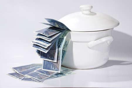 credit union: Making money