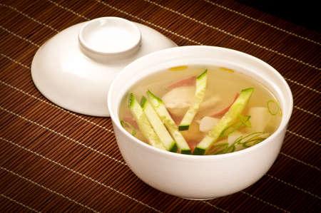 sapid: Vegetarian food Stock Photo