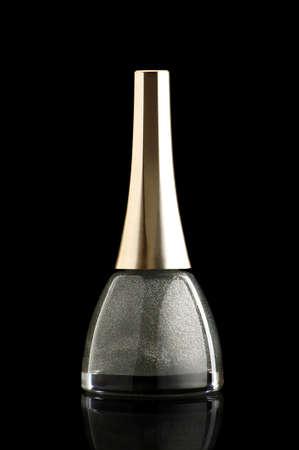 nail polish bottle: Nail polish bottle vertical