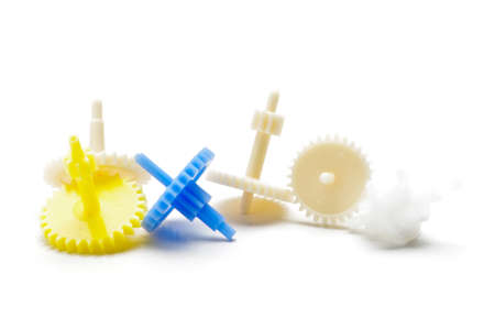 Cheap plastic gears photo