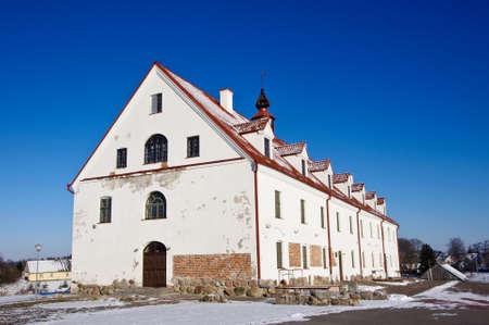 Cultural center in Kraziai, Lithuania Sajtókép