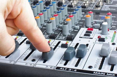 Tuning audio level
