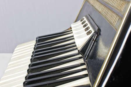 bandoneon: Accordion keyboard