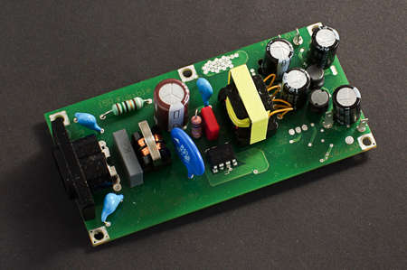 Power supply PCB printed circuit board