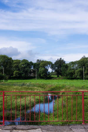 Privatization of public parks concept