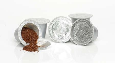 Modern coffee capsules