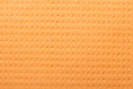 celulosa: Esponja de celulosa Naranja textura de la superficie de fondo