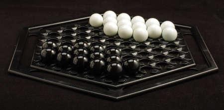 heuristics: Rare board game Abalone