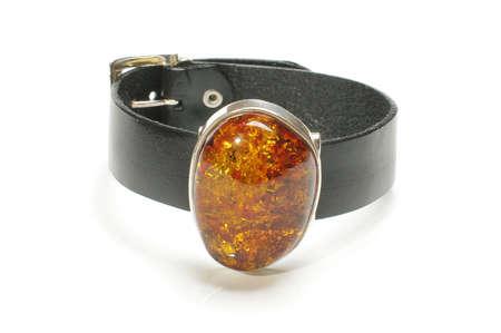 armlet: Luxury amber armlet