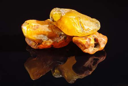 Luxury amber treasure Zdjęcie Seryjne