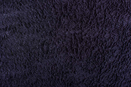 coverlet: Black soft towel surface pattern