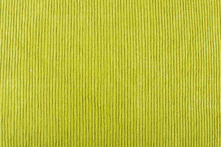towelling: Green table napkin surface pattern