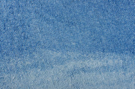 terry: Blue terry towel abstract pattern