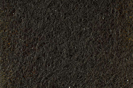 abrasive: Cleaning sponge abrasive surface abstract detail