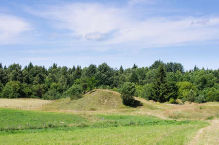 holocaust: Holocaust memorial in Kraziai, Lithuania