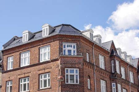 Danish house architecture