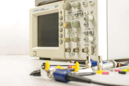 impedance: Digital oscilloscope