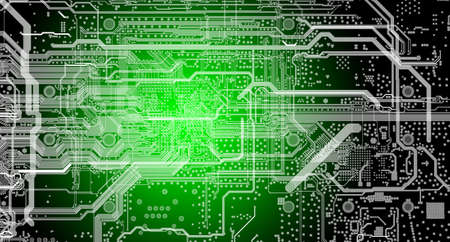 routing: Electronic embedded system design process PCB layout routing