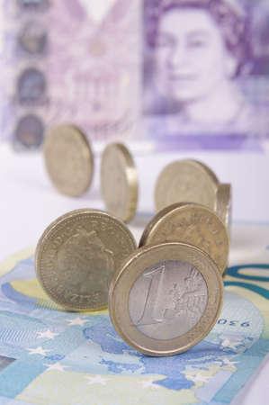 Great Britain leaves European Union Brexit concept