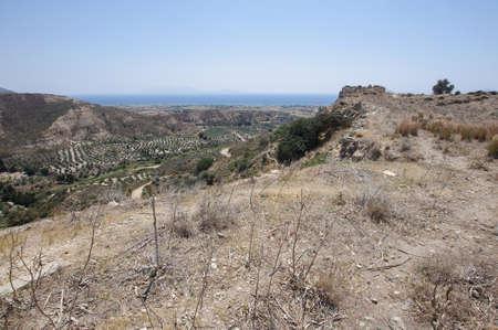 kos: Kos island landscape, Greece