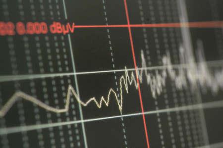 fragment LCD Résumé de la compatibilité électromagnétique analyse du récepteur de test
