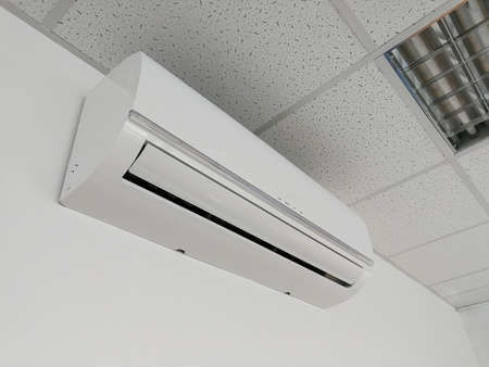 Air conditioner on the wall