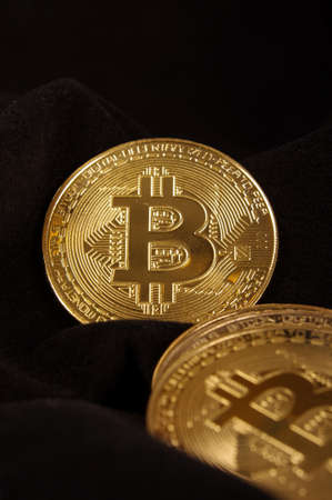 Bitcoin is a virtual currency, but this coin is a symbol of Bitcoin
