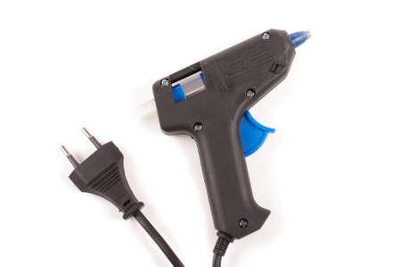 Special tool for heating glue sticks for do it yourself DIY works Reklamní fotografie