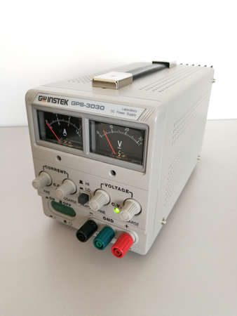 Precise variable voltage and current power supply used in prototyping and engineering Editorial