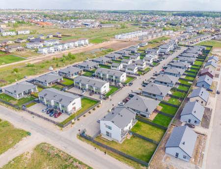 A quarter of newly built houses