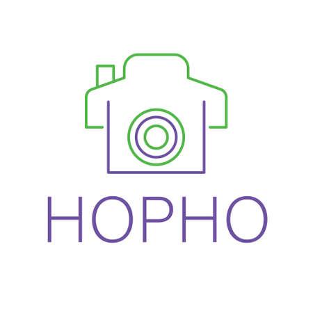 Hopho  Template 向量圖像