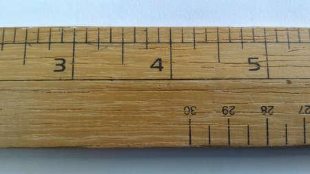 Tailor straight ruler
