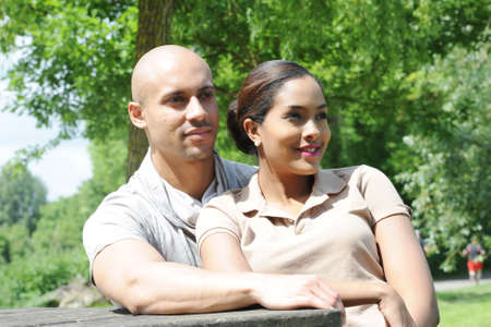 metis: young couple