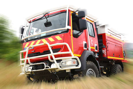 Brandweer Stockfoto
