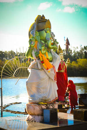 hinduism divinity in mauritius island