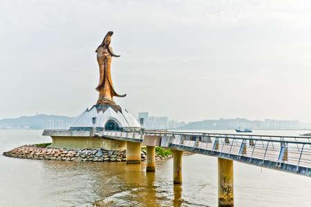 Guan Yin landmark of macau Stock Photo - 10614049