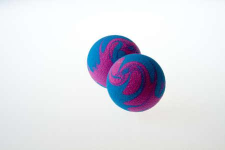 color balls: the two color balls